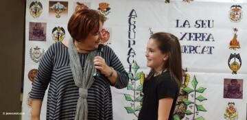 La Seu-Xerea-El Mercat celebró la merienda de relevos infantiles (46)