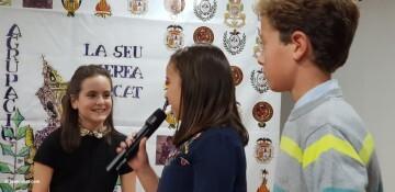 La Seu-Xerea-El Mercat celebró la merienda de relevos infantiles (47)