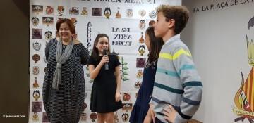La Seu-Xerea-El Mercat celebró la merienda de relevos infantiles (48)