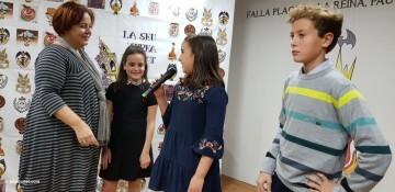 La Seu-Xerea-El Mercat celebró la merienda de relevos infantiles (49)