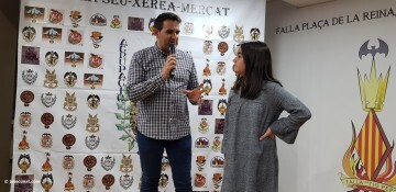 La Seu-Xerea-El Mercat celebró la merienda de relevos infantiles (5)