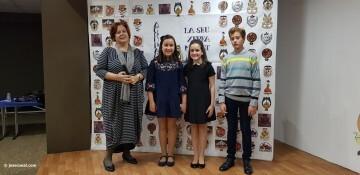 La Seu-Xerea-El Mercat celebró la merienda de relevos infantiles (50)