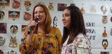 La Seu-Xerea-El Mercat celebró la merienda de relevos infantiles (52)