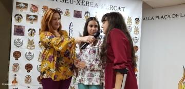La Seu-Xerea-El Mercat celebró la merienda de relevos infantiles (53)