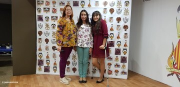 La Seu-Xerea-El Mercat celebró la merienda de relevos infantiles (54)