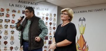 La Seu-Xerea-El Mercat celebró la merienda de relevos infantiles (56)