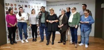 La Seu-Xerea-El Mercat celebró la merienda de relevos infantiles (57)