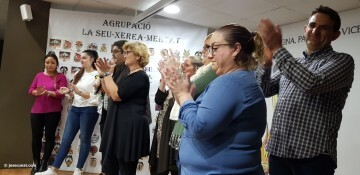 La Seu-Xerea-El Mercat celebró la merienda de relevos infantiles (58)