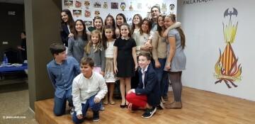 La Seu-Xerea-El Mercat celebró la merienda de relevos infantiles (59)