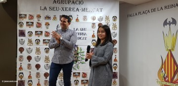 La Seu-Xerea-El Mercat celebró la merienda de relevos infantiles (6)