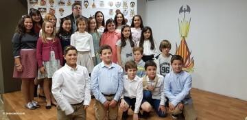 La Seu-Xerea-El Mercat celebró la merienda de relevos infantiles (61)