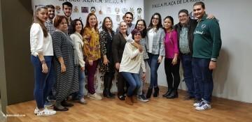 La Seu-Xerea-El Mercat celebró la merienda de relevos infantiles (62)