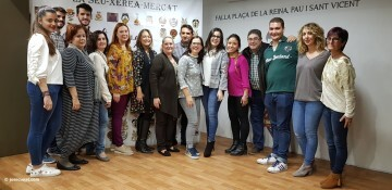 La Seu-Xerea-El Mercat celebró la merienda de relevos infantiles (63)