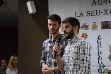 La Seu-Xerea-El Mercat celebró la merienda de relevos infantiles (68)