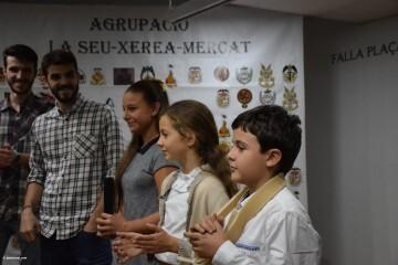 La Seu-Xerea-El Mercat celebró la merienda de relevos infantiles (69)