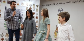 La Seu-Xerea-El Mercat celebró la merienda de relevos infantiles (7)