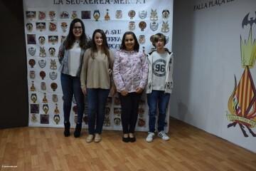 La Seu-Xerea-El Mercat celebró la merienda de relevos infantiles (72)