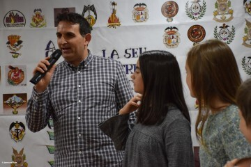 La Seu-Xerea-El Mercat celebró la merienda de relevos infantiles (75)