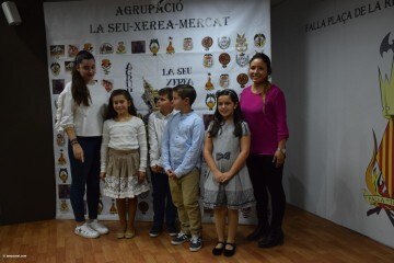La Seu-Xerea-El Mercat celebró la merienda de relevos infantiles (77)