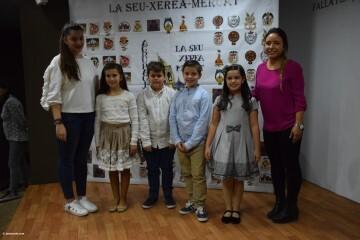 La Seu-Xerea-El Mercat celebró la merienda de relevos infantiles (78)