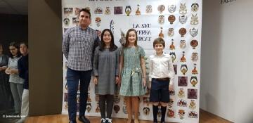 La Seu-Xerea-El Mercat celebró la merienda de relevos infantiles (8)