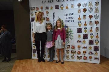 La Seu-Xerea-El Mercat celebró la merienda de relevos infantiles (80)