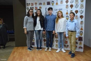 La Seu-Xerea-El Mercat celebró la merienda de relevos infantiles (82)