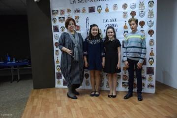 La Seu-Xerea-El Mercat celebró la merienda de relevos infantiles (84)