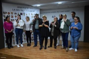 La Seu-Xerea-El Mercat celebró la merienda de relevos infantiles (88)
