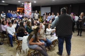 La Seu-Xerea-El Mercat celebró la merienda de relevos infantiles (89)