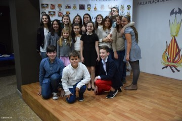 La Seu-Xerea-El Mercat celebró la merienda de relevos infantiles (92)