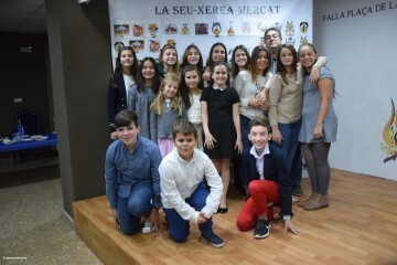 La Seu-Xerea-El Mercat celebró la merienda de relevos infantiles (93)