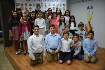La Seu-Xerea-El Mercat celebró la merienda de relevos infantiles (94)