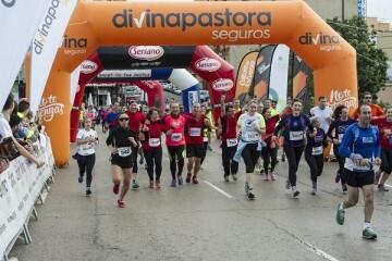 """La XVII Vuelta a Pie Solidaria """"Es Posible"""" cerrará la edición 2017 del Circuito Divina Pastora de Carreras Populares de Valencia."""