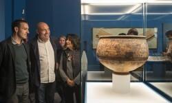 """La exposición """"L'enigma del Vas"""" abre el 90 aniversario del Museu de Prehistòria."""