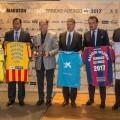 Los clubes valencianos de élite se suman un año más a la fiesta del Maratón Valencia.