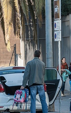 Más seguridad en las Escuelas Sant Josep.