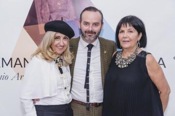 Maria Rosa Fenollar, Fran Tochena y Angela Messeguer