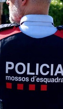 Mossos d'Esquadra en una imagen de archivo.