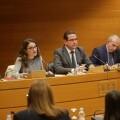 Oltra 'Los presupuestos de Igualdad para 2018 consolidan la 'inversión social' como generadora de cohesión y activadora de la economía'.