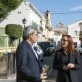 Palmera urbaniza los terrenos destinados a la construcción del nuevo colegio con la ayuda de la Diputación.