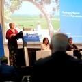 """Pilar Moncho destaca la """"complicidad institucional y las buenas prácticas"""" como garantías de éxito del sector turístico."""
