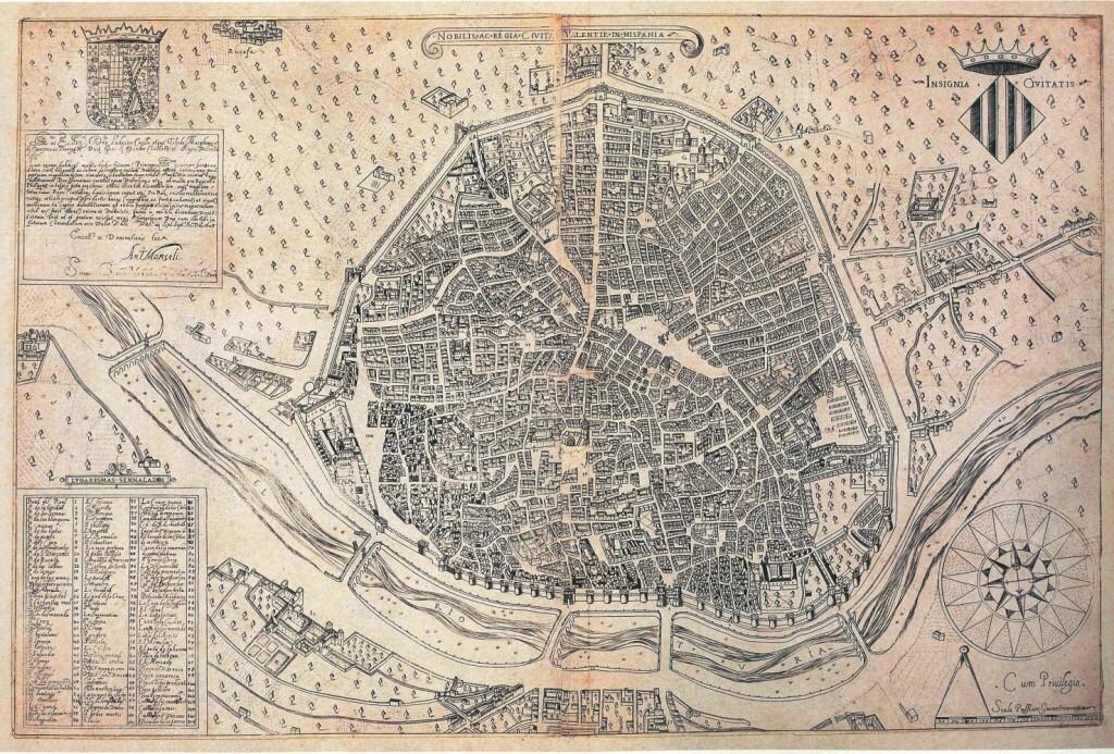 Plano de Antonio Mancelli. 1608(1)
