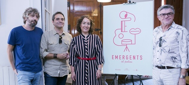 Presentación 'Emergentes al Palau'.