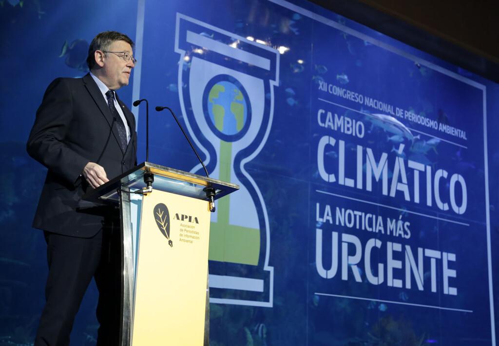 Puig anuncia una gran campaña de sensibilización para fomentar buenas prácticas en el uso del agua