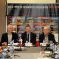 Puig defiende las alianzas administrativas para garantizar los Objetivos de Desarrollo Sostenible.