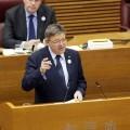 Puig pide el apoyo de todos los grupos políticos para pedir al Gobierno que 'cumpla su compromiso' y 'no retrase' la reforma del sistema de financiación.