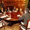 Puig traslada a la ministra de Agricultura las demandas de los regantes ante la 'grave' sequía que padece la Comunitat Valenciana.