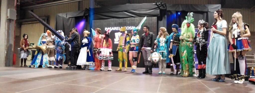 Salón del Manga València - cosplay contest