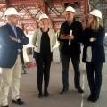 Salvador 'Los tinglados son instalaciones de gran valor patrimonial que pueden convertirse en un espacio emblemático para la ciudadanía'.